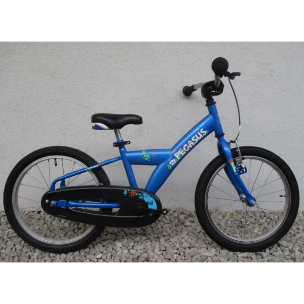 """Pegasus Kidy 18"""" használt gyerek kerékpár"""
