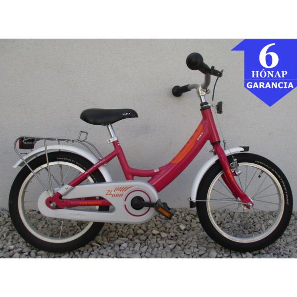 """Puky ZL Edition 16"""" használt alu gyerek kerékpár"""