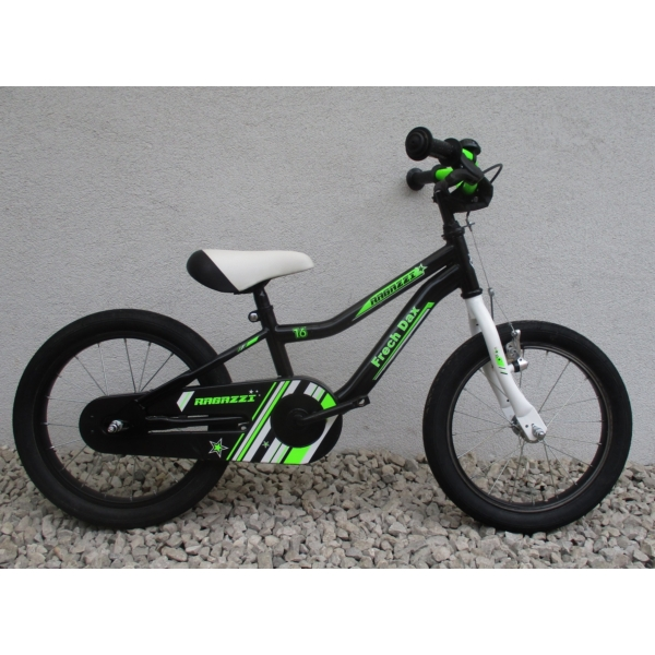 """Ragazzi Frech Dax 16"""" használt gyerek kerékpár"""