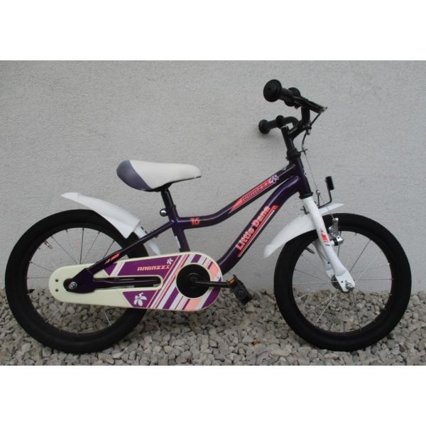 """Ragazzi Little Dana 16"""" használt gyerek kerékpár"""