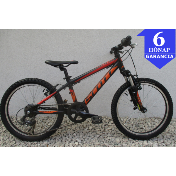 """Scott Scale 20"""" használt alu gyerek kerékpár"""