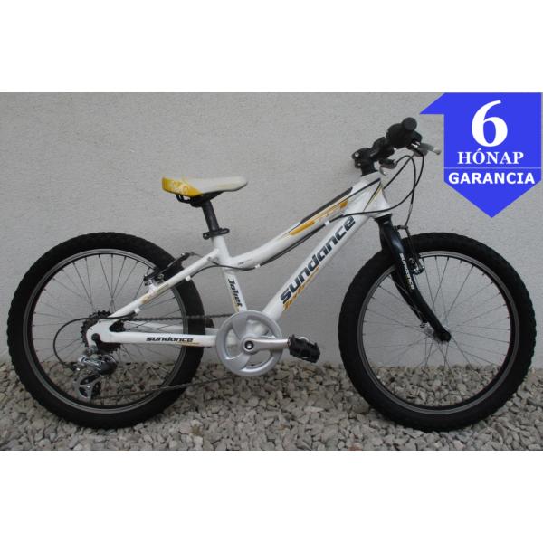 """Sundance Joliet Racing 20"""" használt alu gyerek kerékpár"""