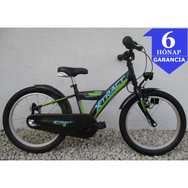 """X-Tract Fun 3 18"""" használt gyerek kerékpár"""