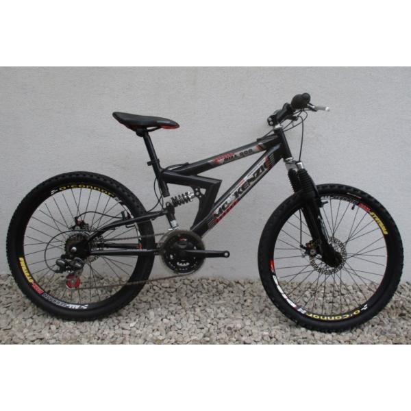 """McKenzie Hill 600 24"""" használt gyerek kerékpár"""