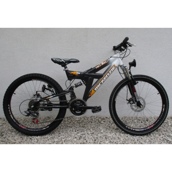 """McKenzie Hill 800 24"""" Használt Gyerek Kerékpár"""