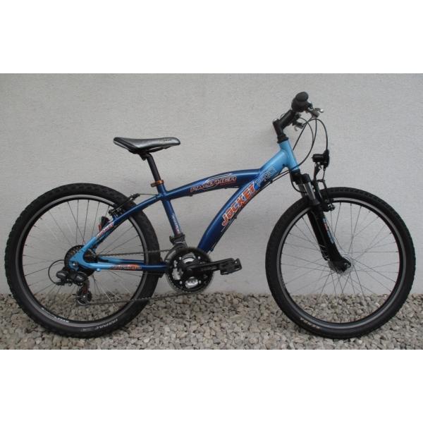 """Panther Jockey Pro 24"""" használt alu gyerek kerékpár"""