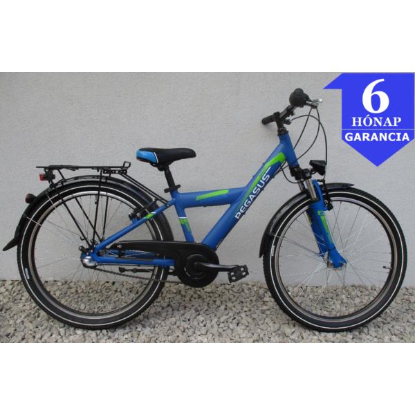 """Pegasus Avanti 3 24"""" használt alu gyerek kerékpár"""