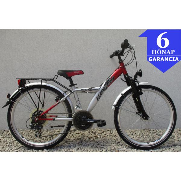 """Winora Ruff Rider 24"""" használt gyerek kerékpár"""