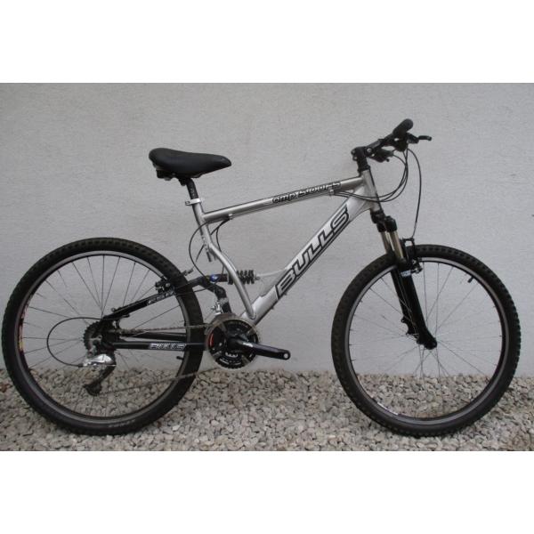 """Bulls Comp FS 5.00 Fully 26"""" használt alu MTB kerékpár"""