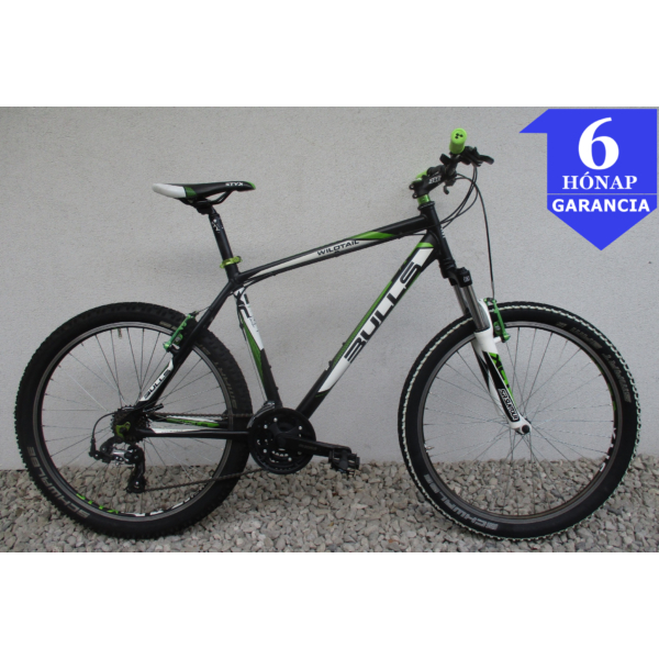 """Bulls Wildtail XC 26"""" használt alu MTB kerékpár"""