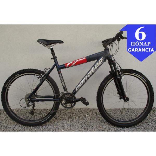 """Corratec X-Vert Duke 26"""" használt alu MTB kerékpár"""