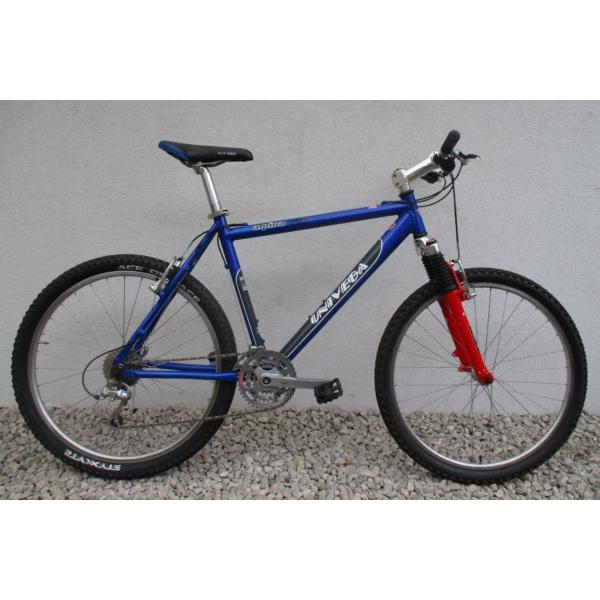 """Univega Alpina 26"""" használt alu MTB kerékpár"""
