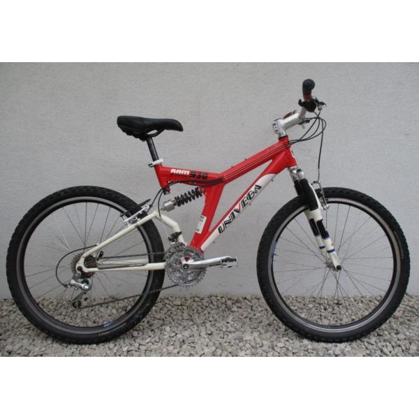 """Univega Ram 930 Fully 26"""" Használt Alu MTB Kerékpár"""