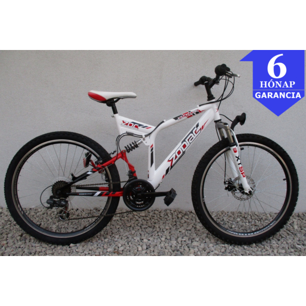 """Zodiac KS Fully 26"""" Használt MTB Kerékpár"""