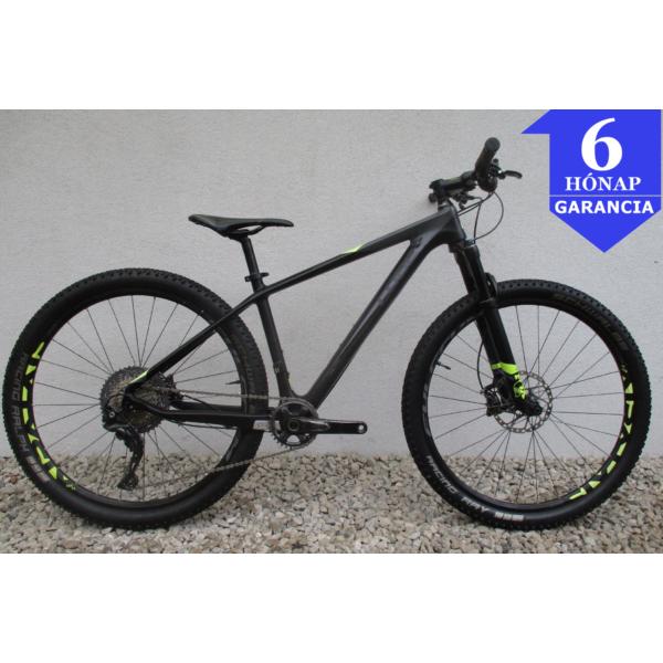 """Cube Reaction SL XT 27,5"""" használt Carbon MTB kerékpár"""