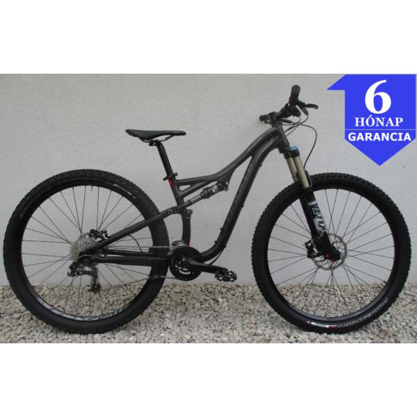 """Specialized Stumpjumper FSR Comp Fully 29"""" használt alu MTB kerékpár"""