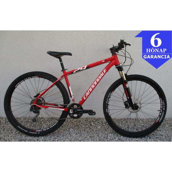 """Cannondale SL3 29"""" használt alu MTB kerékpár"""