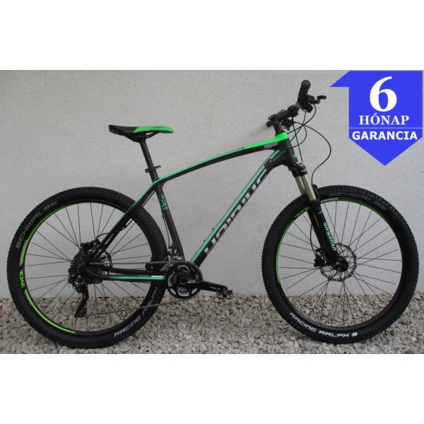 """Haibike Freed 7.20 27,5"""" használt alu MTB kerékpár"""