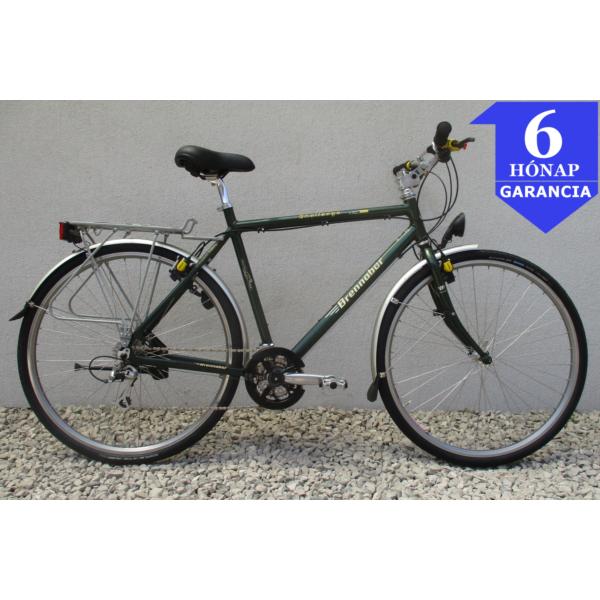 """Brennabor Challenge Aero 28"""" használt alu Trekking kerékpár"""