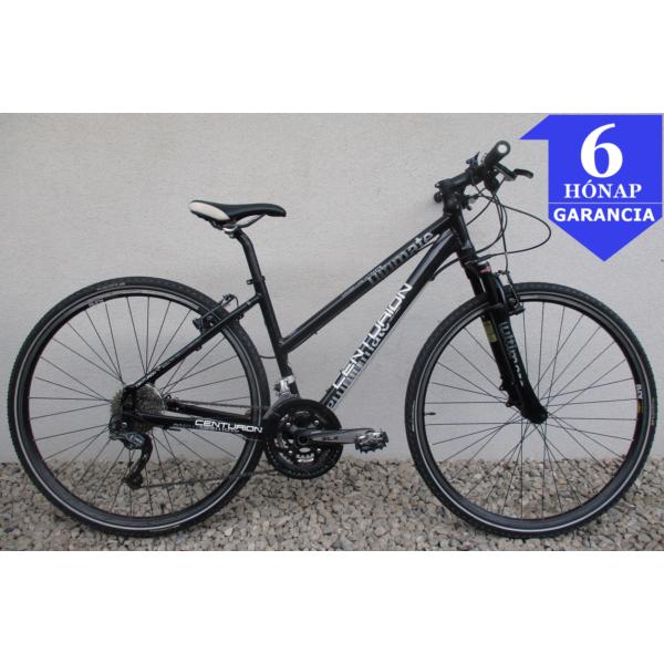 "Centurion Cross Line Ultimate 28"" használt alu Cross-Trekking kerékpár"