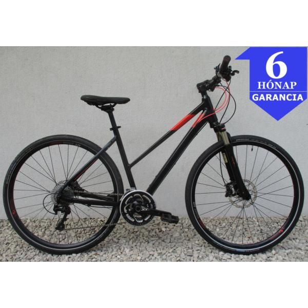 """Cube Tonopah Pro XT 28"""" használt alu Trekking kerékpár"""