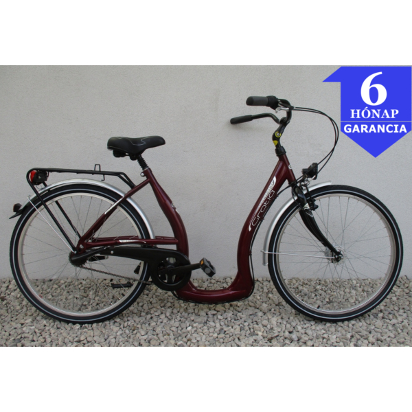 """Gratia Comfort 26"""" használt trekking kerékpár"""