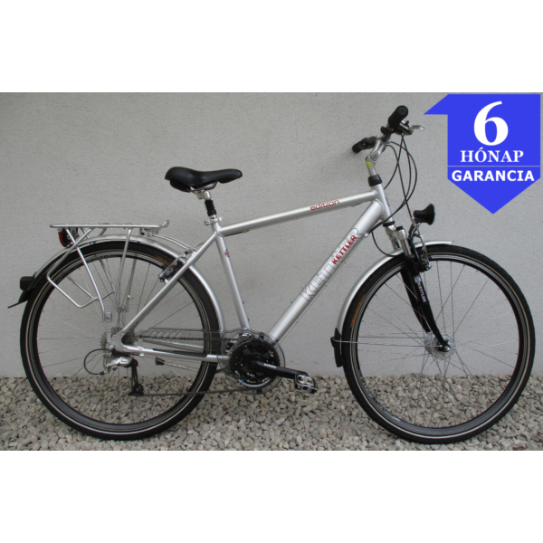 """Kettler Edition Trekking 28"""" használt alu Trekking kerékpár"""