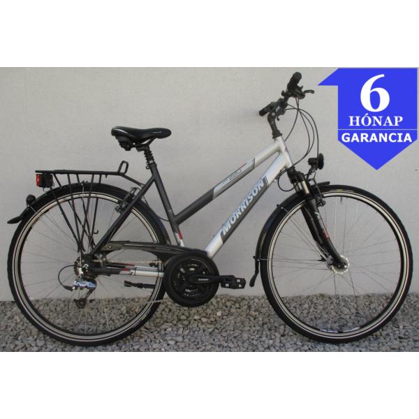 """Morrison TR 220 28"""" használt alu Trekking kerékpár"""