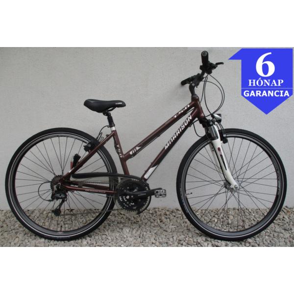 """Morrison T 5.0 28"""" használt alu Cross-Trekking kerékpár"""