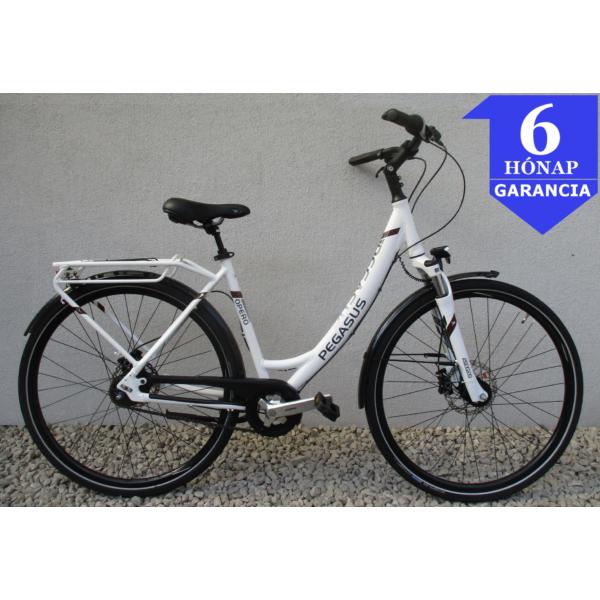 """Pegasus Opero SL 8 Disc 28"""" használt alu Trekking kerékpár"""