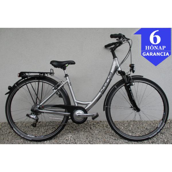 """Campus City Comfort 28"""" használt alu Trekking kerékpár"""