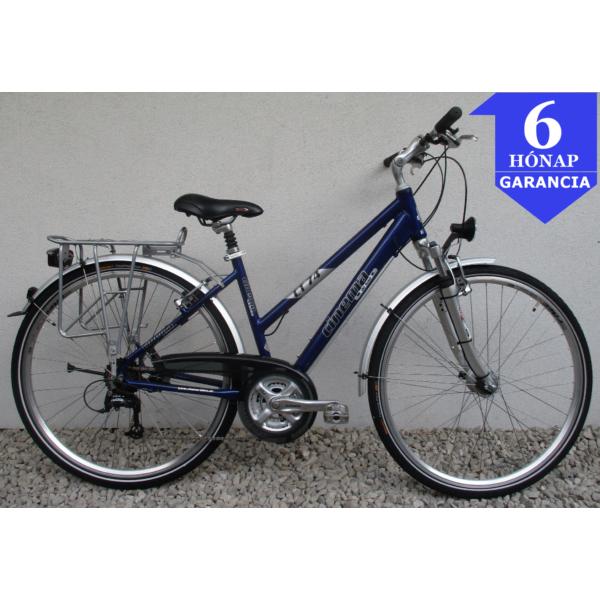 "Cinema De Luxe 28"" használt alu Trekking kerékpár"