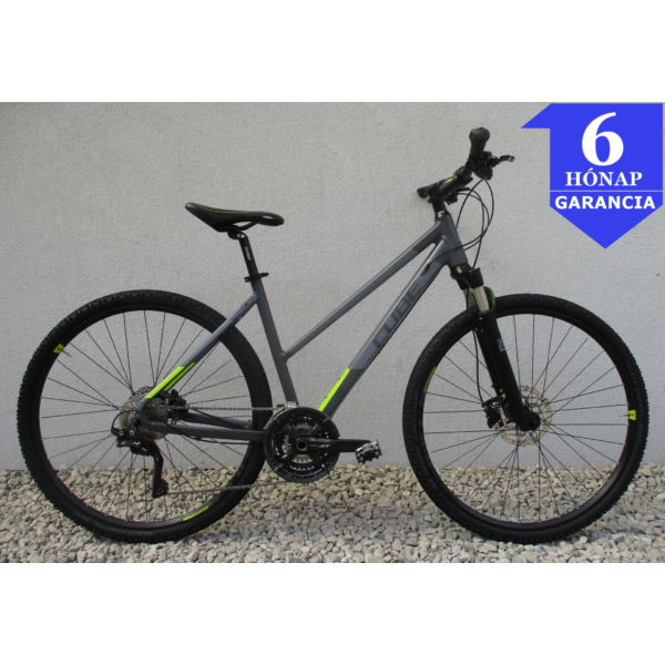 """Cube Cross Pro XT 28"""" használt alu Cross-Trekking kerékpár"""
