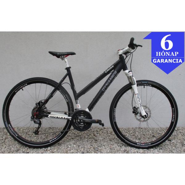 """Dynamics Gravity Cross 28"""" használt alu Cross-Trekking kerékpár"""