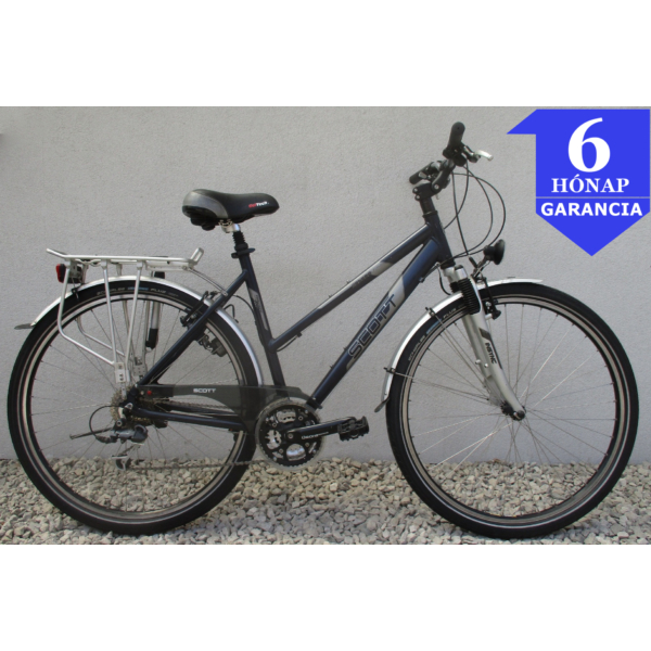 """Scott Sonoma TR2 28"""" használt alu Trekking kerékpár"""