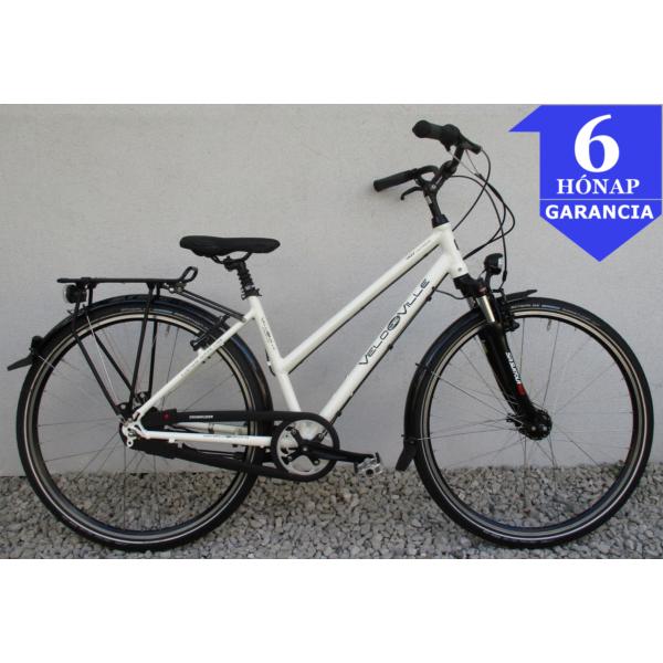 """Velo De Ville VDV T400 Premium Rohloff 28"""" használt alu Trekking kerékpár"""