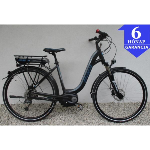"""Atlanta E-Street 28"""" használt alu E-Bike kerékpár"""