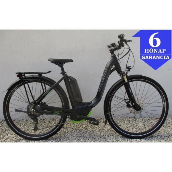 """Atlanta eStreet 4.5 28"""" használt alu E-Bike kerékpár"""