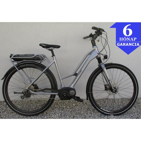 """Cannondale Mavaro 28"""" használt alu E-Bike kerékpár"""