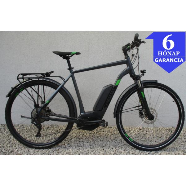 """Cube Cross Hybrid Pro 500 Allroad 28"""" használt alu E-bike kerékpár"""
