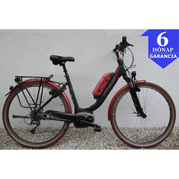 """Diamant Ubari Deluxe + 28"""" használt alu E-bike kerékpár"""