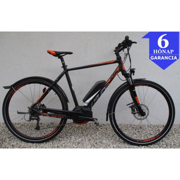 """KTM Macina Cross Street 9CX5 28"""" Használt Alu E-Bike Kerékpár"""