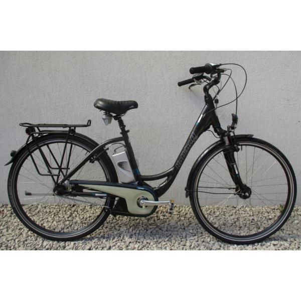 """Kalkhoff Agattu 7 28"""" Használt Alu E-Bike Kerékpár"""