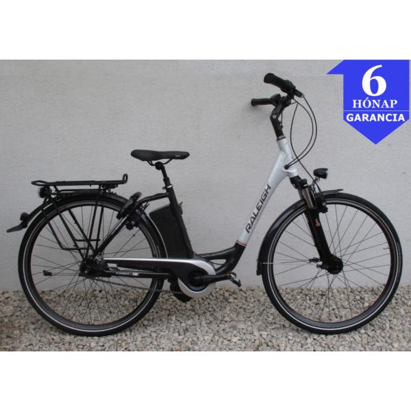 """Raleigh E-Comfort Line 28"""" Használt Alu E-Bike Kerékpár"""