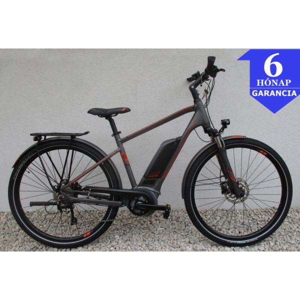 "Scott E-Sub Tour (500Wh) 28"" használt alu E-Bike kerékpár"