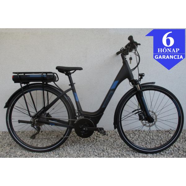 """Winora Yucatan 20 28"""" használt alu E-Bike kerékpár"""