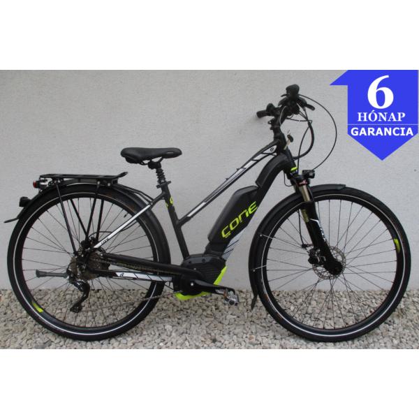 """Cone C 3.0 (500Wh) 28"""" használt alu E-Bike kerékpár"""