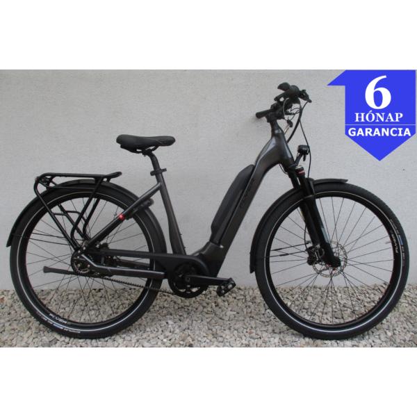 """Flyer Upstreet 5 (630Wh) 28"""" használt alu E-Bike kerékpár"""