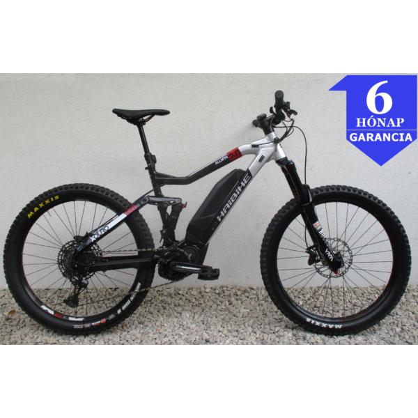 """Haibike XDuro AllMTN 2.0 (500Wh) 27,5"""" használt alu E-MTB kerékpár"""