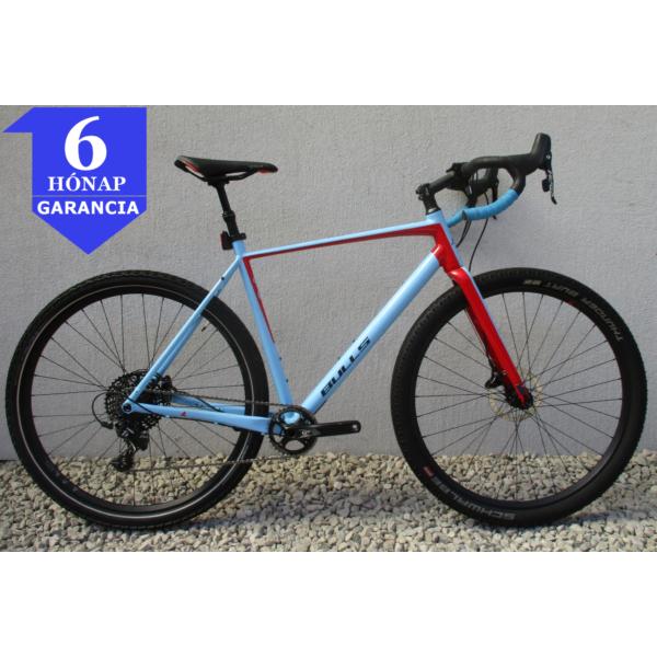 """Bulls Trail Grinder 28"""" használt alu Gravel kerékpár"""